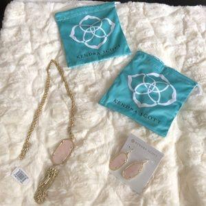 Kendra Scott earring/necklace set